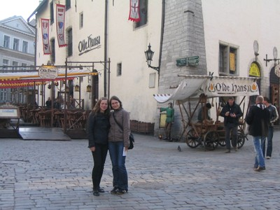 Tallin Altstadt