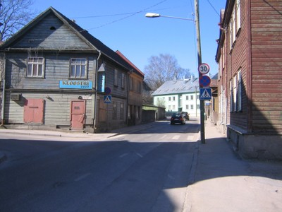 Tartu Holzhaus